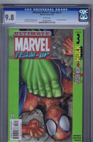 Ultimate Marvel Team-Up #3 CGC 9.8