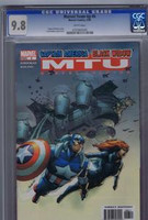 Marvel Team-Up #6 CGC 9.8