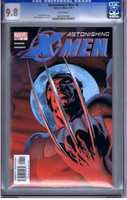 Astonishing X-Men #8 CGC 9.8