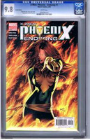 X-Men:Phoenix Endsong #1 CGC 9.8 Limited Edition