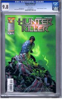 Hunter Killer #3 CGC 9.8