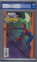 Ultimate Spiderman #5 CGC 9.4