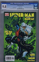 Spiderman Black Cat the Evil #5 CGC 9.8