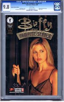 Buffy The Vampire Slayer #1 Another Universe CGC 9.8