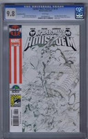 Spiderman House of M #1 Convention 9.8