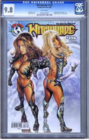 Witchblade #116 CGC 9.8