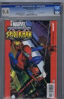 Ultimate Spiderman #1 CGC 9.4