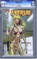 Witchblade #113 CGC 9.8