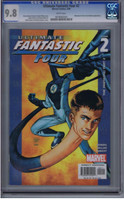 Ultimate Fantastic Four #2 CGC 9.8