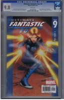 Ultimate Fantastic Four #9 CGC 9.8