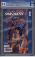 Ultimate Fantastic Four #10 CGC 9.8