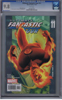 Ultimate Fantastic Four #11 CGC 9.8