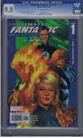 Ultimate Fantastic Four #1 CGC 9.8