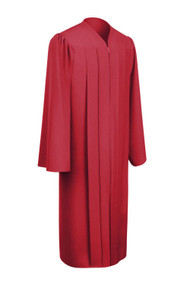 Red Freedom Gown