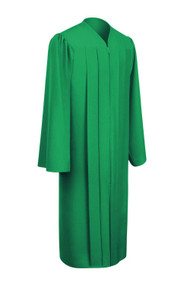 Green Freedom Gown