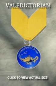 2 Inch Valedictorian Medallion