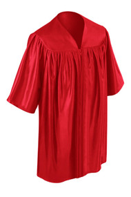 Red Kinder Gown