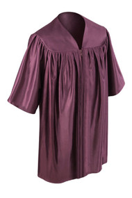 Maroon Kinder Gown