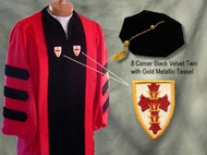Boston University Standard Doctoral Gown