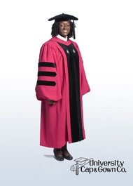 Harvard University Classic Doctoral Outfit