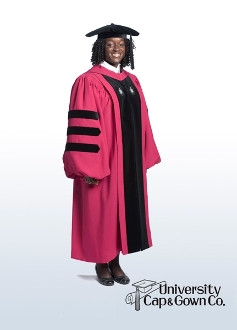 Harvard University Classic Doctoral Outfit - University Cap & Gown