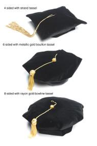 Doctoral Deluxe Cap