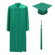 Emerald M2000 Cap, Gown & Tassel
