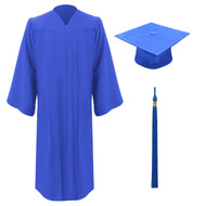 Royal Freedom Cap, Gown & Tassel