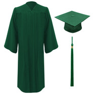 Hunter Freedom Cap, Gown & Tassel