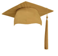 U-Old Gold Cap & Tassel