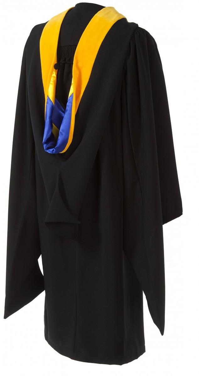 Master Premium Hood - University Cap & Gown