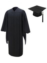 MASTER Deluxe Cap, Gown & Tassel