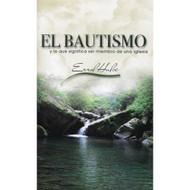 El Bautismo   Baptism