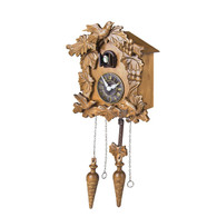 Kendal Handcrafted Wood Cuckoo Clock-MX211