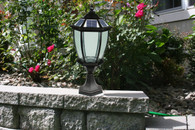 Large Outdoor Solar powered LED Light Lamp SL-8501