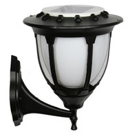 Large Outdoor Solar powered LED Wall Light Lamp SL-7602