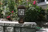 Large Outdoor Solar powered LED Light Lamp SL-8702