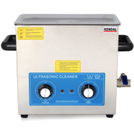 Kendal Commercial Grade 6 Liters 380 Watts HEATED ULTRASONIC CLEANER HB36MHT