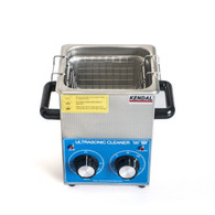 Kendal Commercial Grade 160 Watts 2 liters (0.53 gallon) Heated ULTRASONIC CLEANER HB-12MHT
