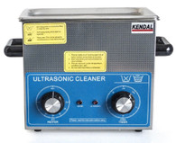 Kendal Commercial Grade 220 Watts 3 Liters Ultrasonic Cleaner HB23MHT