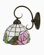 Tiffany Style Wall Lamp 08003