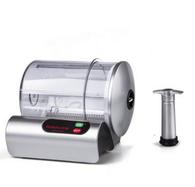 Electric Vacuum Food Marinator / Tumbler  Roll over image to zoom in      Electric Vacuum Food Marinator / Tumbler