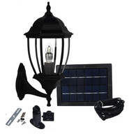 Large Outdoor Solar powered LED Wall Light Lamp SL-7404