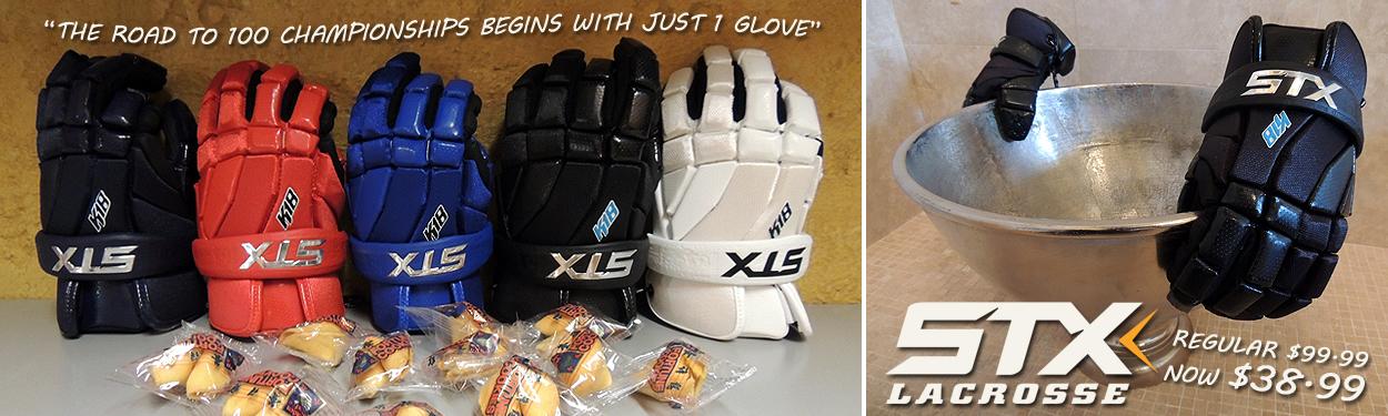 STX K-18 Gloves just $38.99
