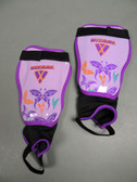 Vizari Butterfly Girls Soccer Shinguards