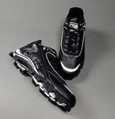 Pony Viper Men's Baseball / Softball Cleats- Black