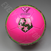 Vizari Starz Pink Soccer Ball