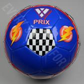 Vizari Prix Blue Soccer Ball