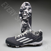 Adidas Wheelhouse 3 S84778 Baseball Cleat - Onix/White/Grey