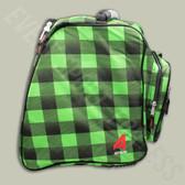 Athalon Light & Go Ski/Snowboard Boot Bag - Lime/Black